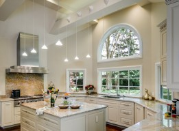 Atherton Residential Interior Design Project - Kitchen 1